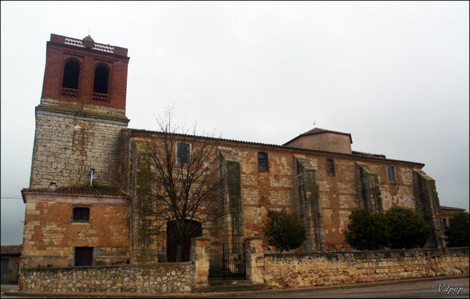 Iglesia de Nuestra Señora del Barruelo de Villafrechós
