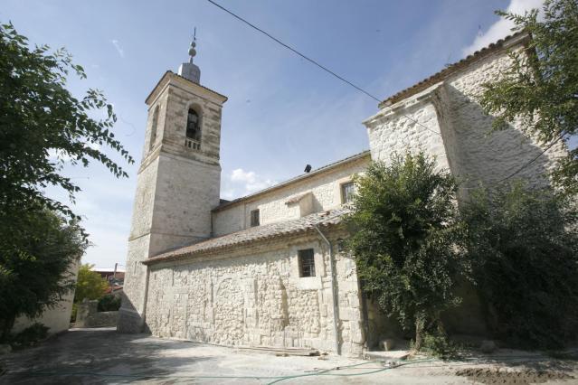 Iglesia de San Justo y Pastor de Torrescárcela