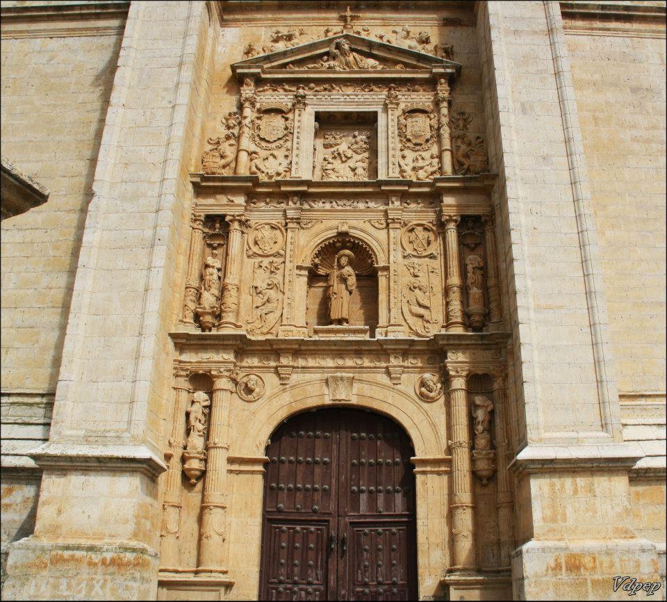 Iglesia de Santiago de Medina de Rioseco