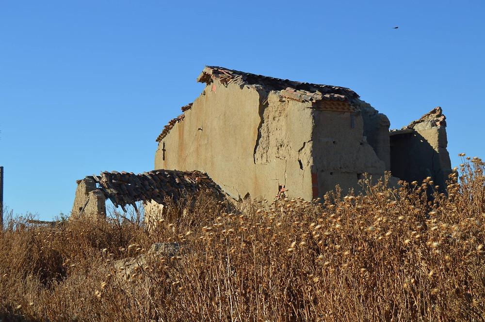 Ruina en Otero de Sariegos