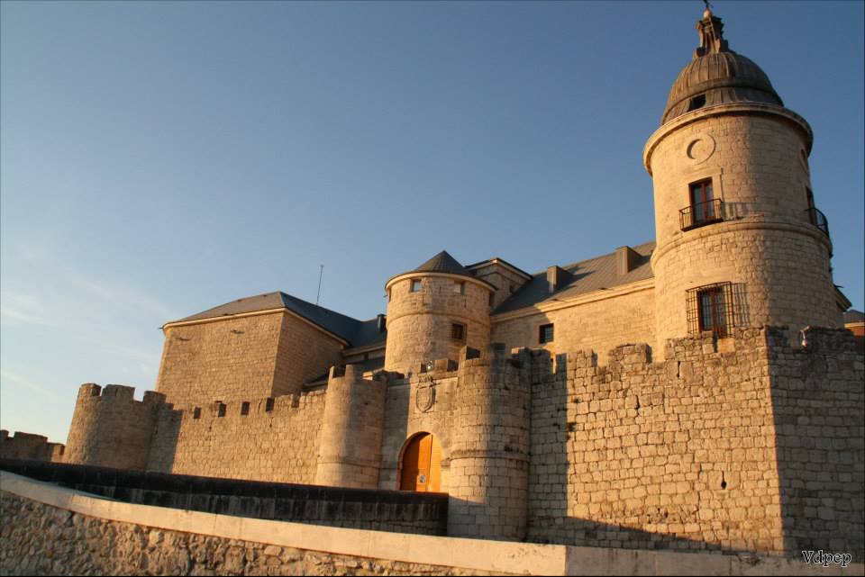 Castillo de Simancas.