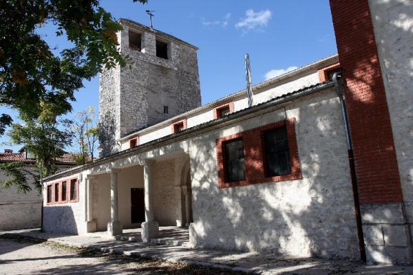 Iglesia De Santa María de Viloria del Henar
