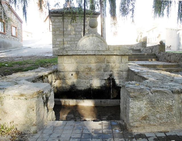 Parque de la Fuente de La Mudarra.