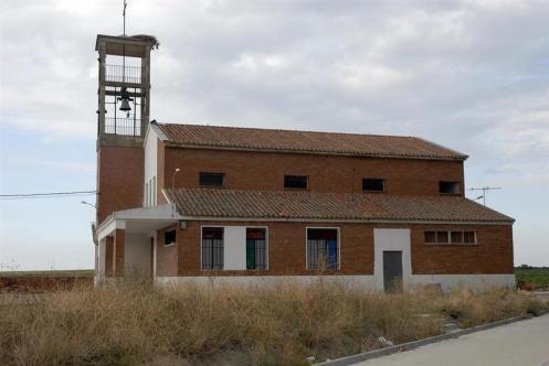 Iglesia parroquial de San Pablo de la Moraleja