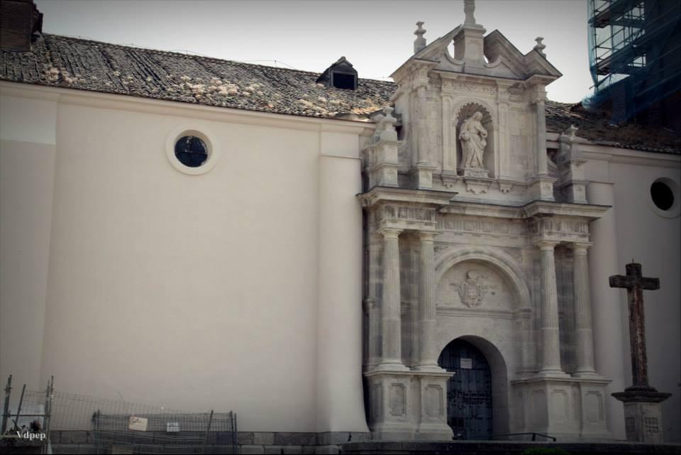 Iglesia de Santa María Magdalena de Matapozuelos