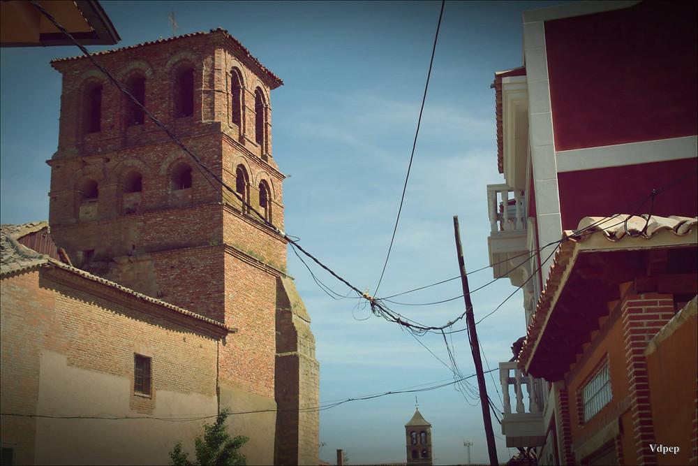 Iglesia de San Cristóbal de Villafrechós