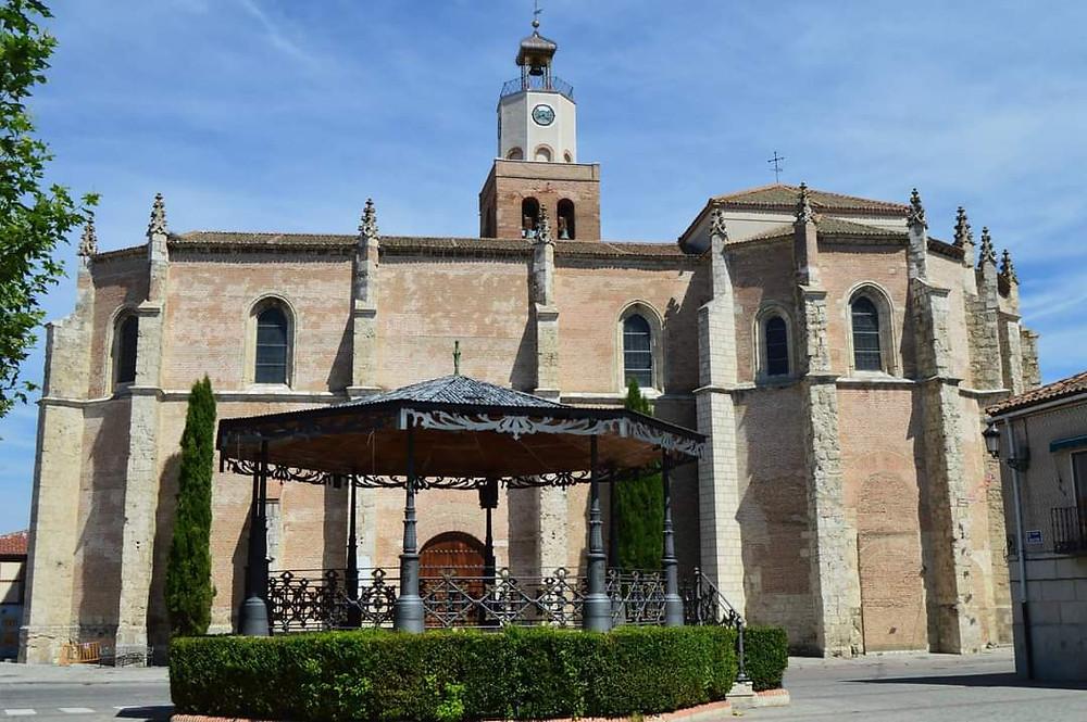 Iglesia de Santa María la Mayor de Coca