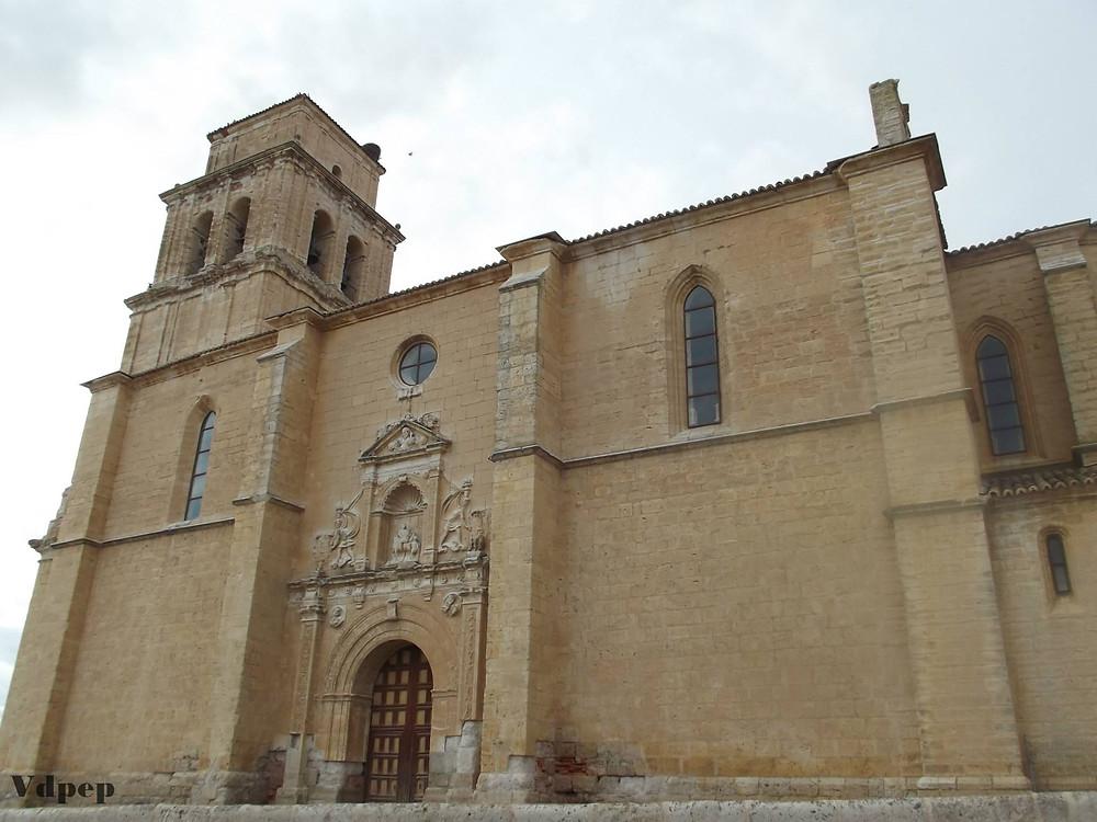 Iglesia de San Martín de Mota del Marqués