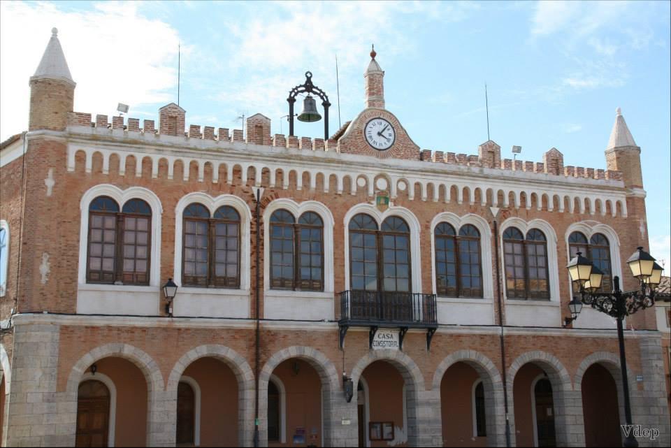 Ayuntamiento de Tiedra