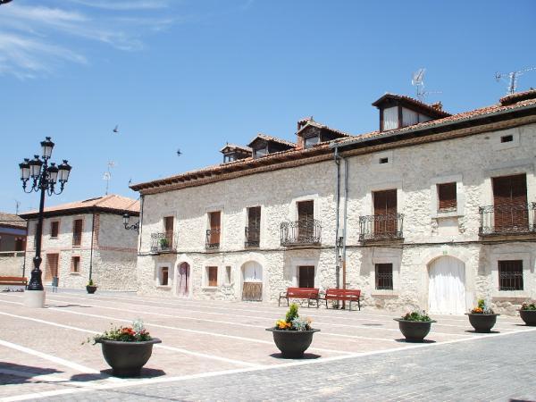 Plaza Mayor de Viloria del Henar