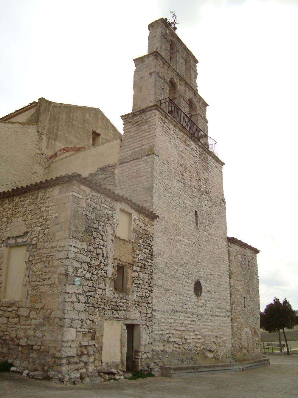 Iglesia de Santa María Magdalena de Castrillo Tejeriego