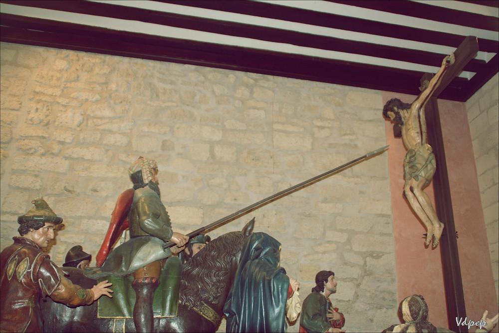 La Crucifixión de la Semana Santa de Medina de Rioseco