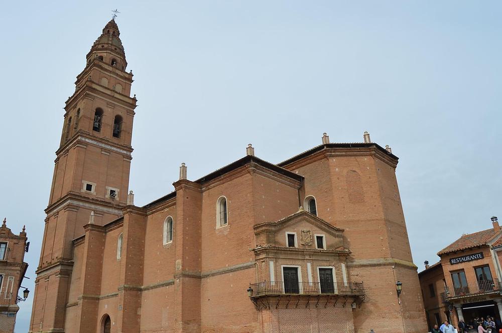 Iglesia de San Pedro de Alaejos