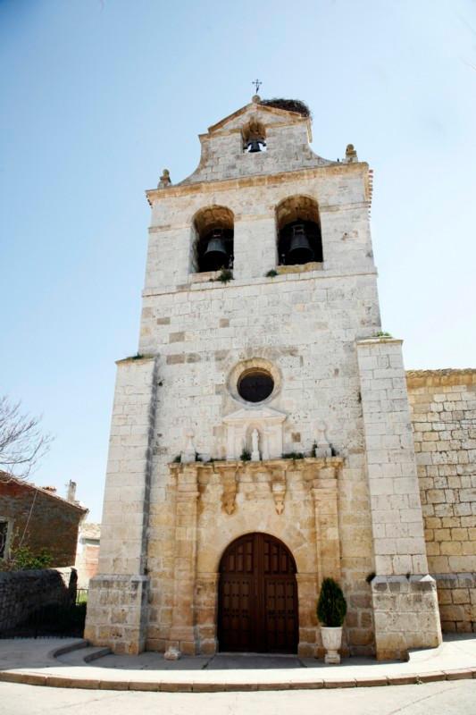 Iglesia de Villaviudas