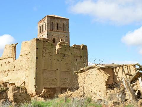 Las ruinas de Castilla y León