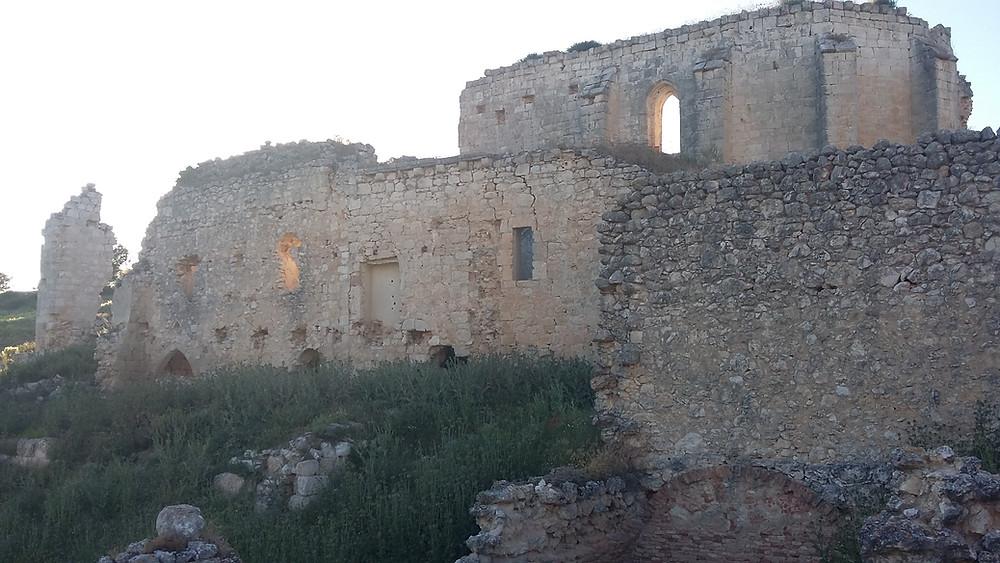 Santa María de los Valles lista roja Hispania Nostra