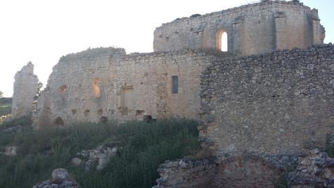 Monasterio de Nuestra Señora de los Valles, la ruina de la desidia