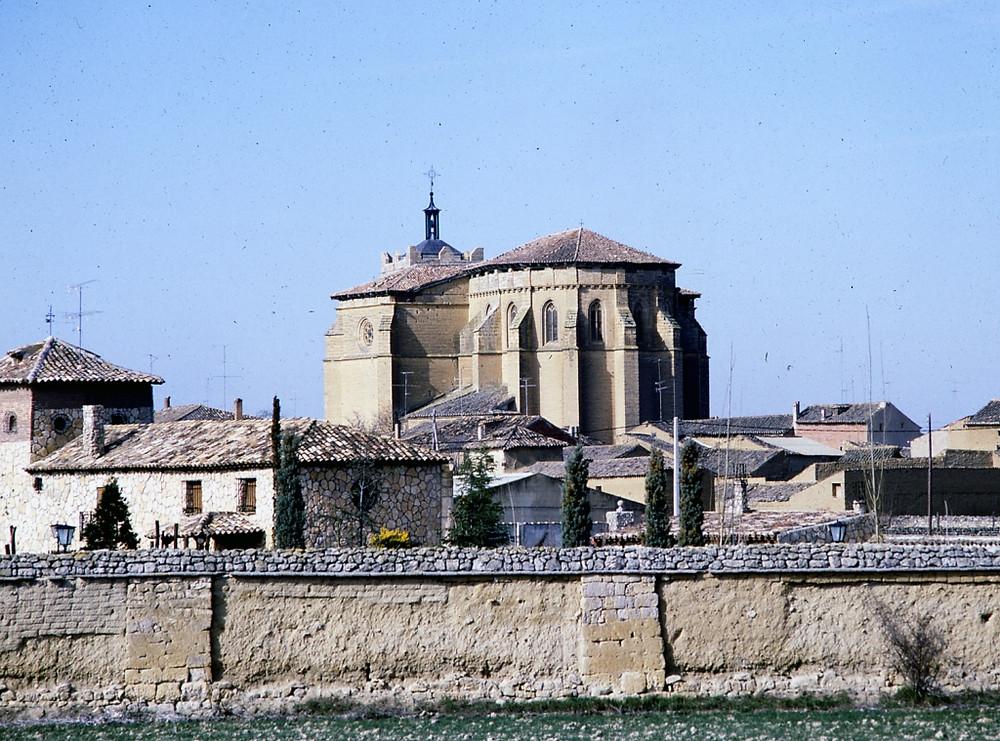 Iglesia de Támara de Campos