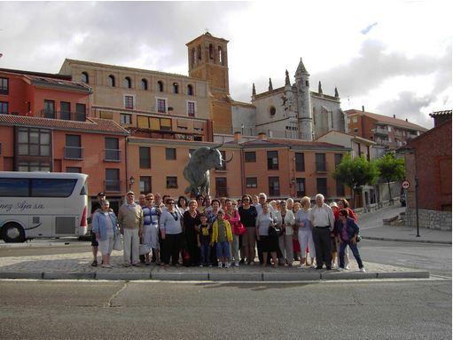 Asociación Marrandiel de Palazuelo de Vedija en Tordesillas