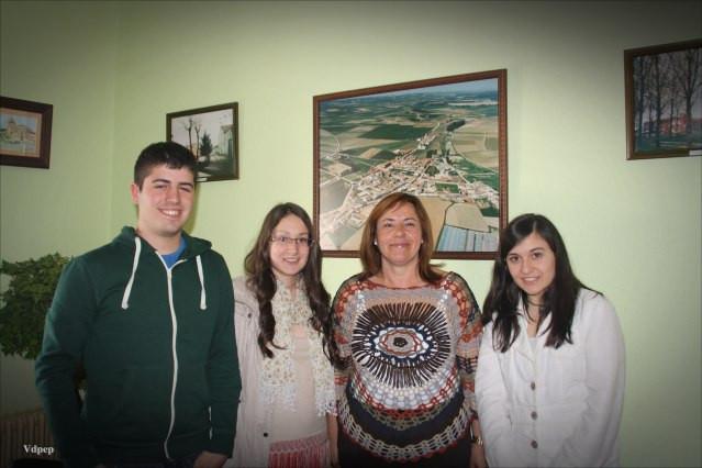 Alcaldesa de Villamarciel