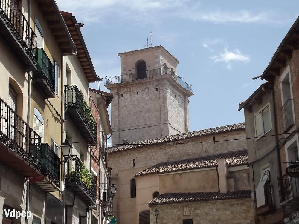 Iglesia-Museo de Santa María de Mediavilla de Peñafiel