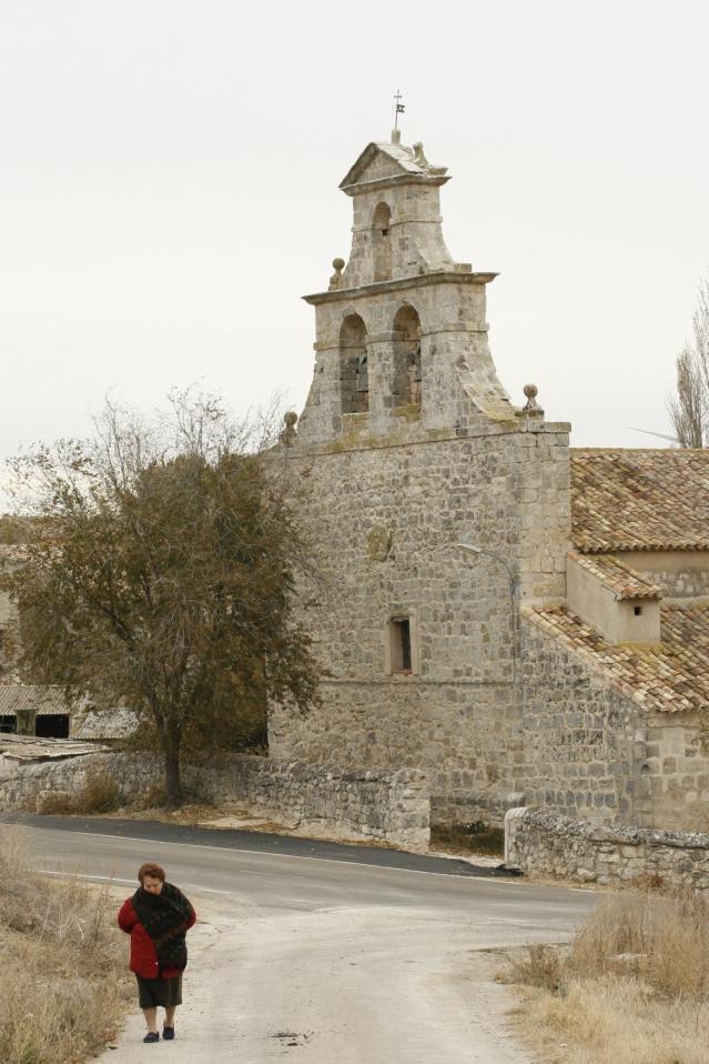 Iglesia de San Pelayo de Barruelo del Valle