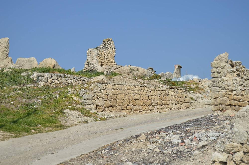 Ruinas en San Pelayo