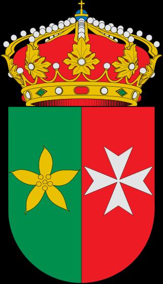 Escudo de Villasrubias en Salamanca