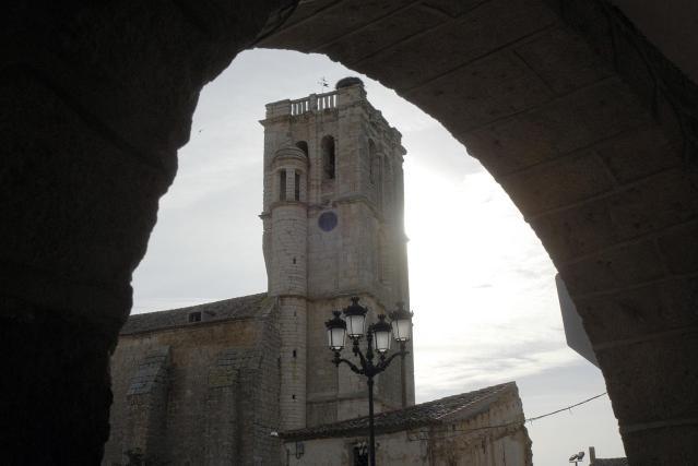 Iglesia de San Vicente Mártir de Valdenebro de los Valles