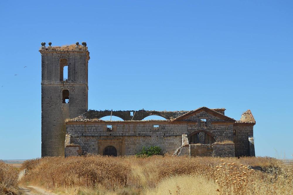 Iglesia de villavellid