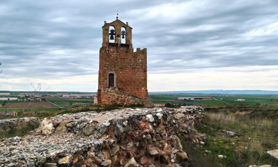 Torre Albarrana de  La Martina