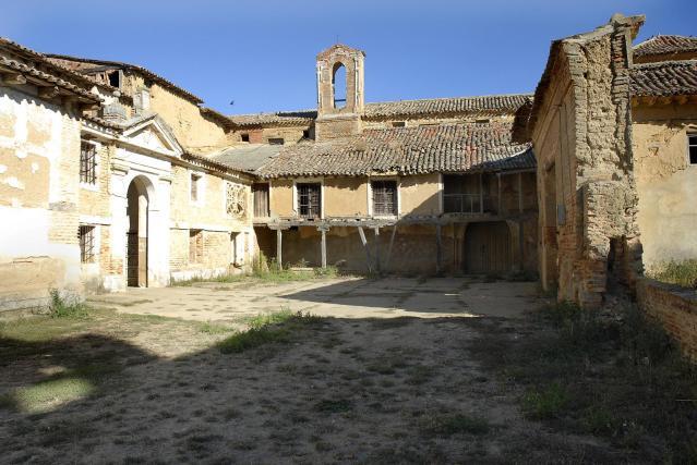 Monasterio de las Claras de San Bernardino de Cuenca de Campos.