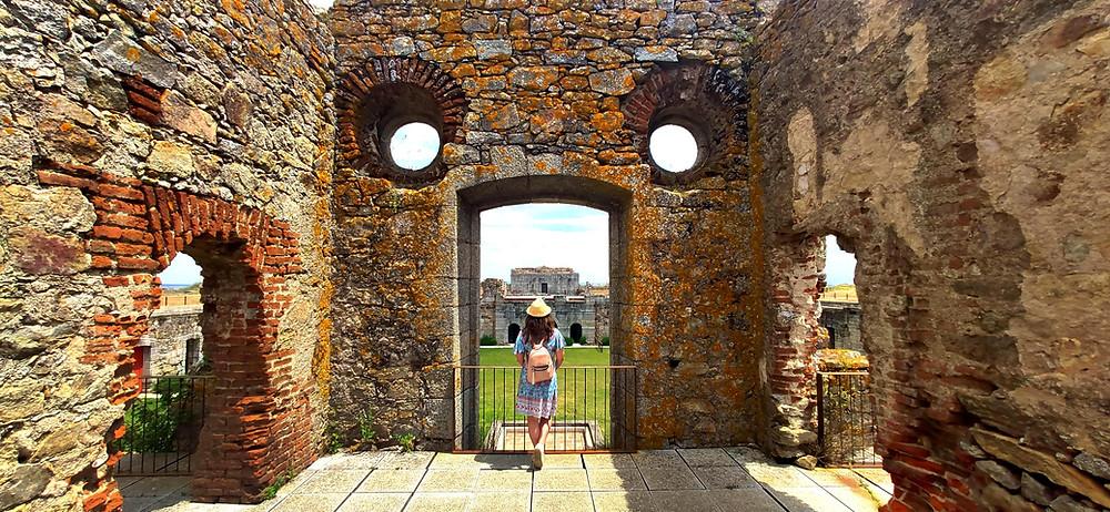 Ruinas del Real Fuerte de la Concepción