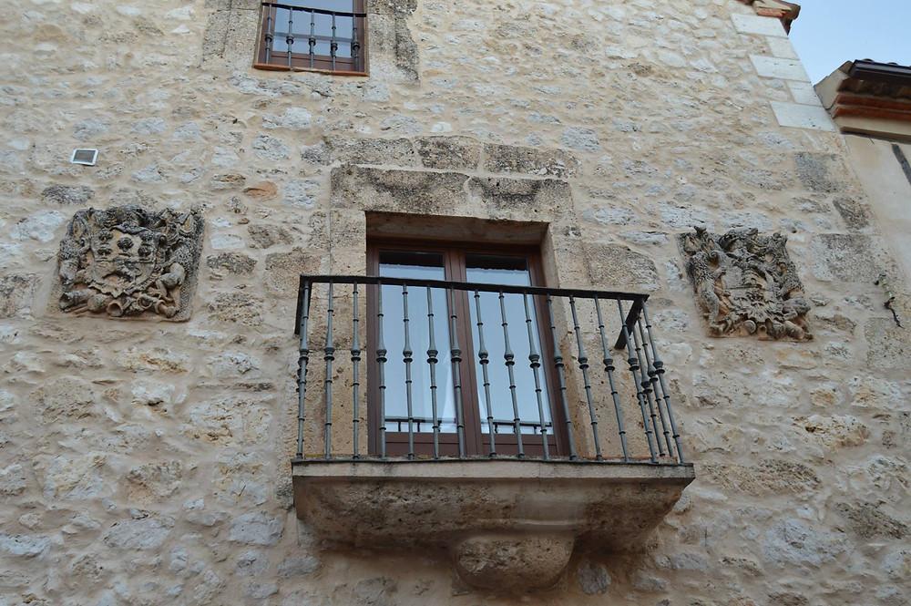 Casa blasonada de Castrillo de Duero