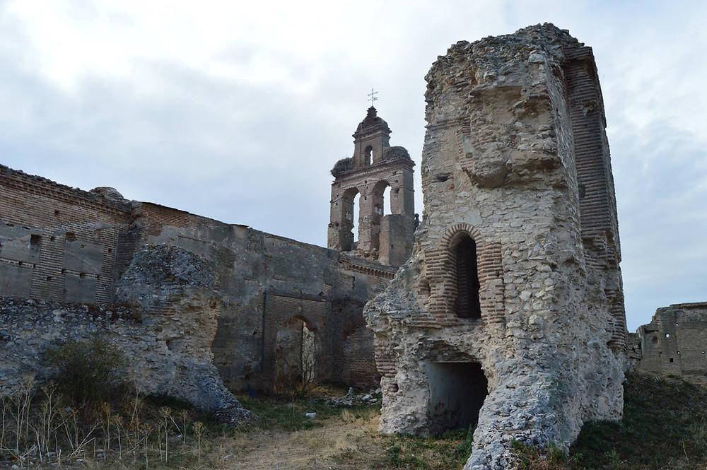 Iglesia abandonada de San Pablo de la Moraleja