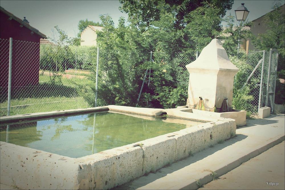 Fuente en Villafrechós