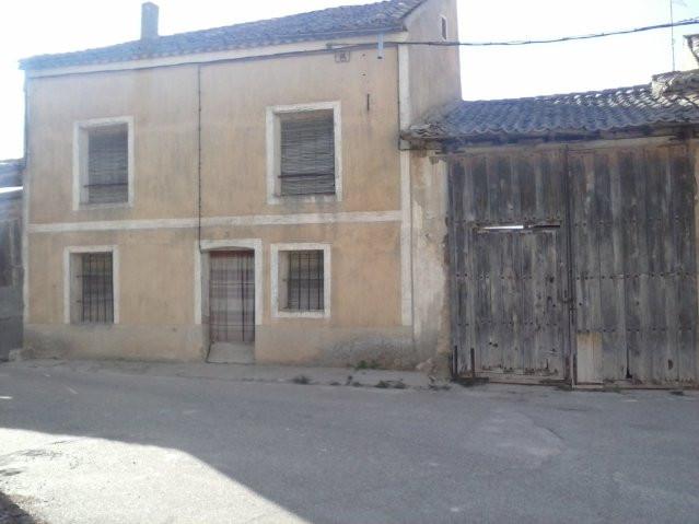 Casa de Daniel el Mochuelo de Villafuerte de Esgueva