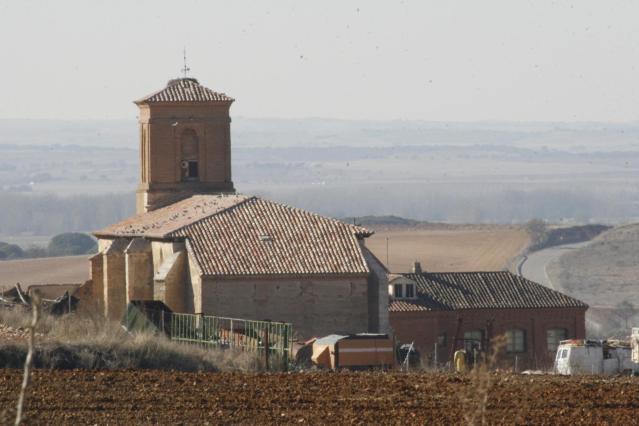 Iglesia de San Román de Hornija.