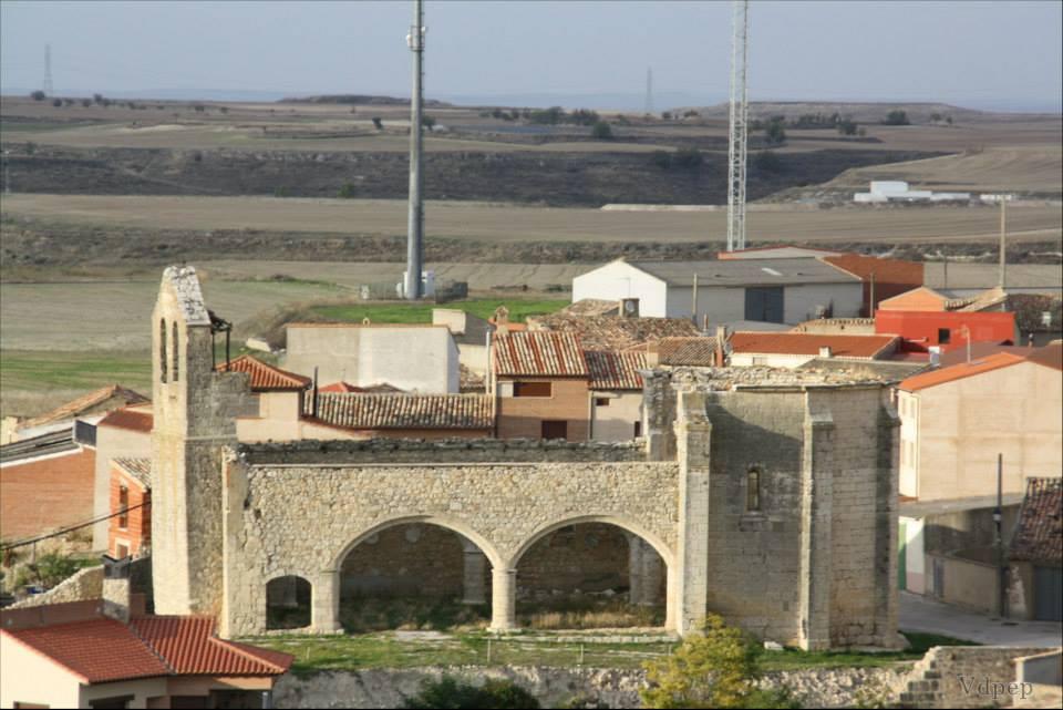 Iglesia de San Pedro en Tiedra