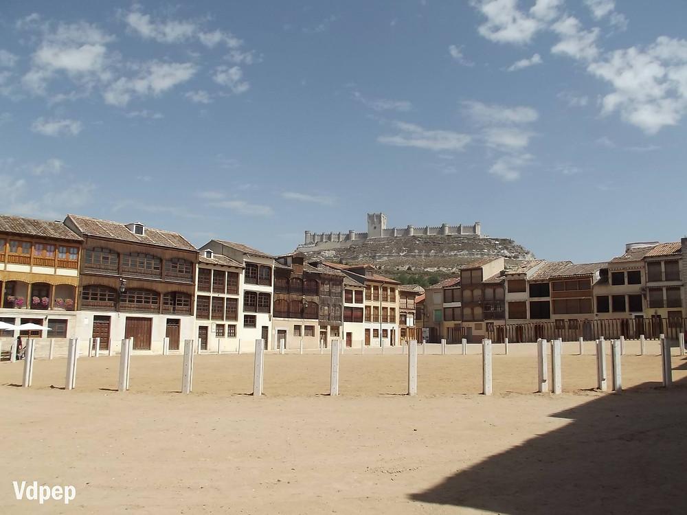 Plaza del Coso de Peñafiel