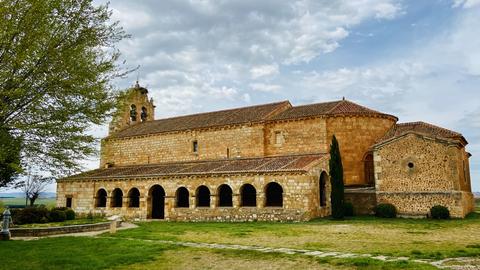 La iglesia románica de Santa María de Riaza, un imprescindible de Segovia