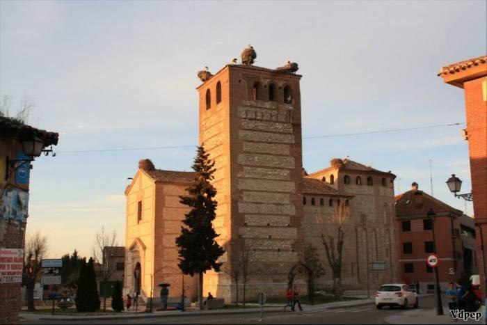 Iglesia de San Juan de Mojados