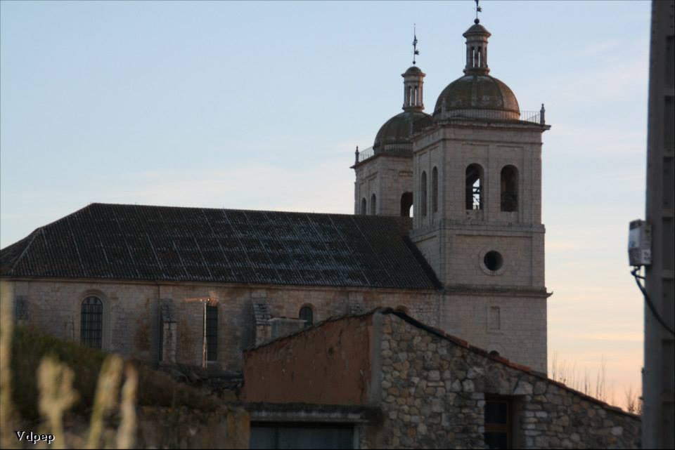 Iglesia de Santiago de Cigales