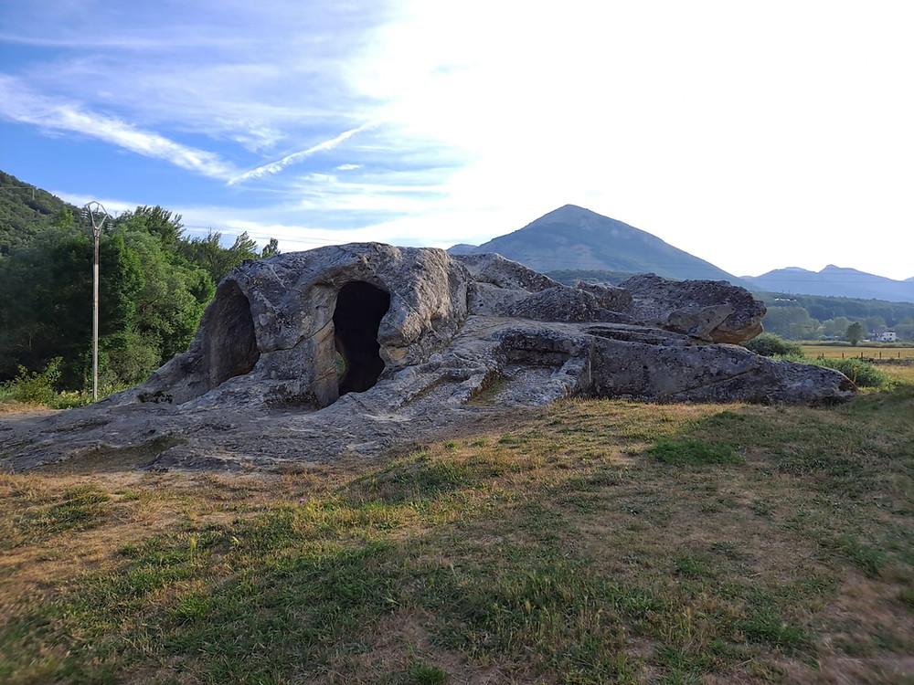 Ermita rupestre de San Vicente