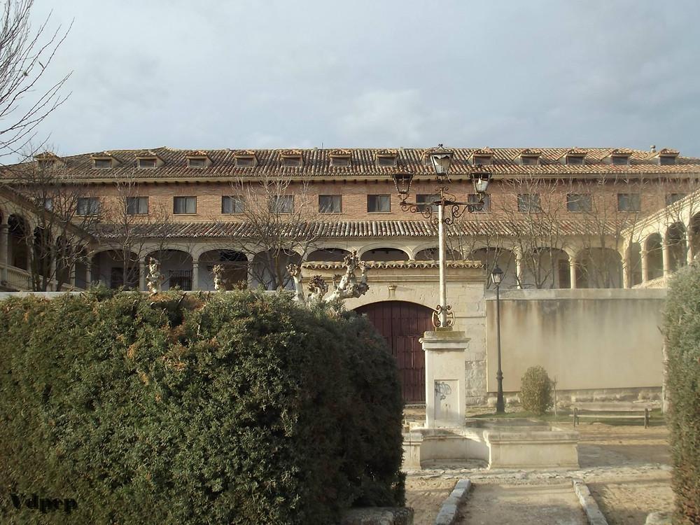 Palacio de los Marqueses de Ulloa de Mota del Marqués