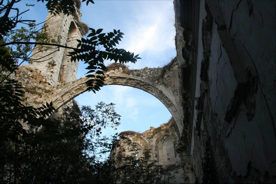Monasterio de Nuestra Señora de Aniago en Villanueva de Duero