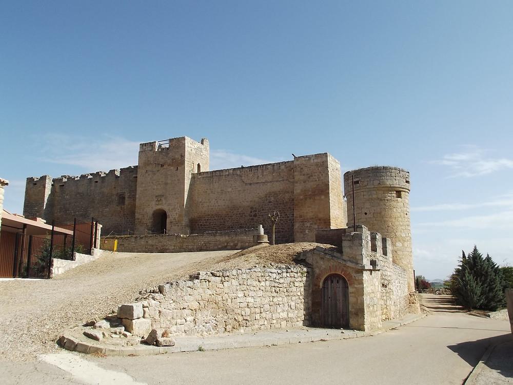 Castillo de Trigueros del Valle.