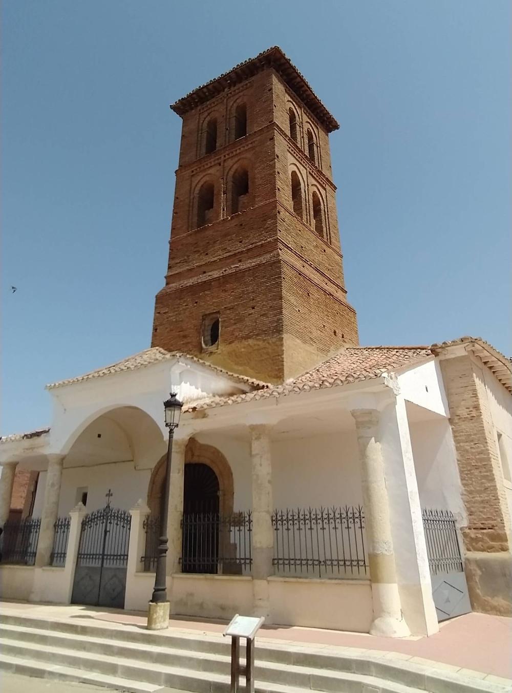 Iglesia de San Pedro de Villavicencio