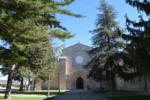 Monasterio Santa María Valbuena