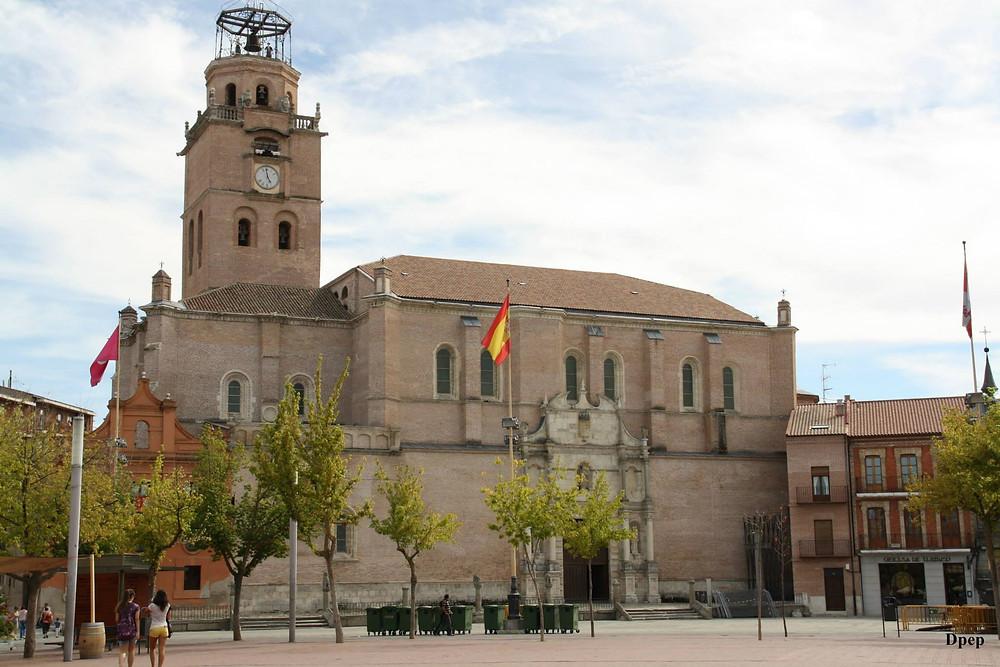 Colegiata de San Antolín de Medina del Campo
